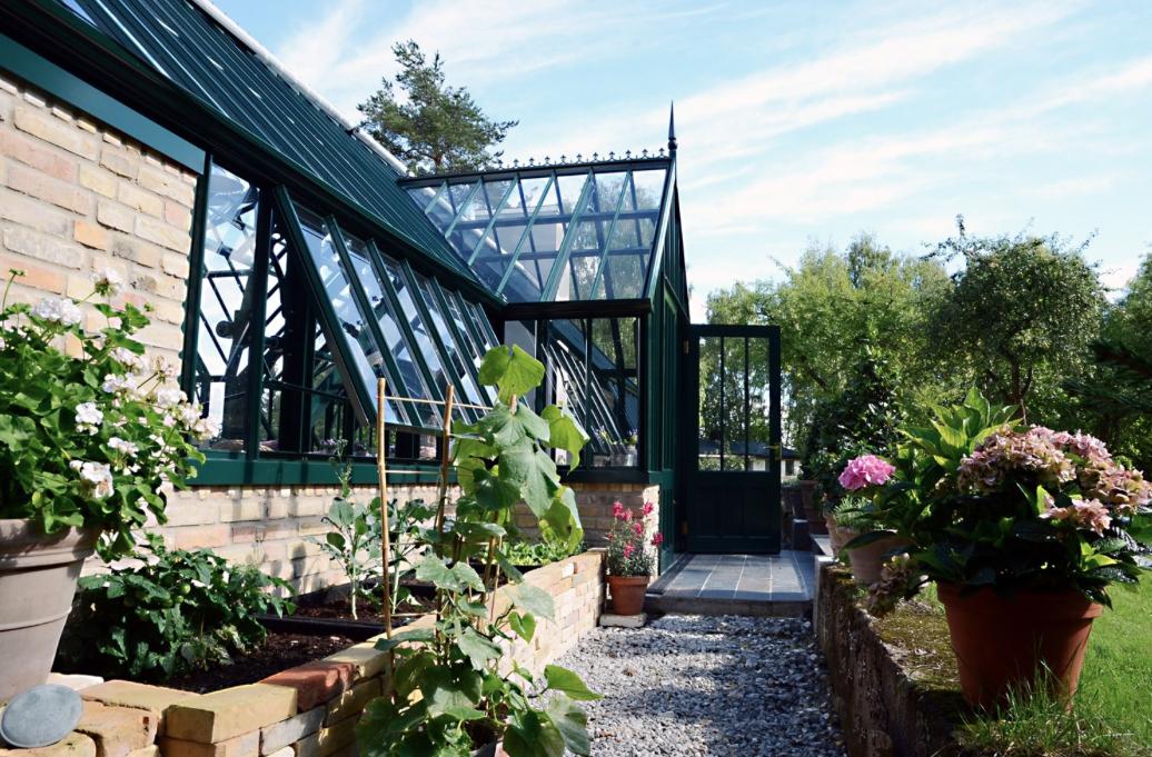 Englische Wintergärten alitex greenhouses elegante viktorianische wintergärten