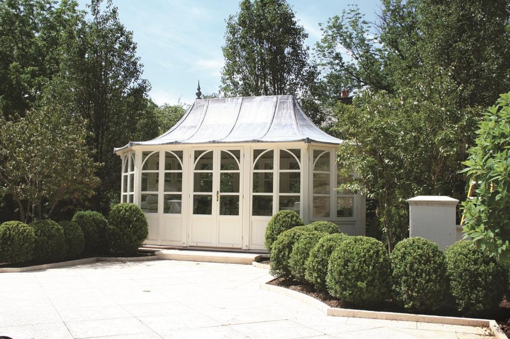 Garden Pavilions Home Design