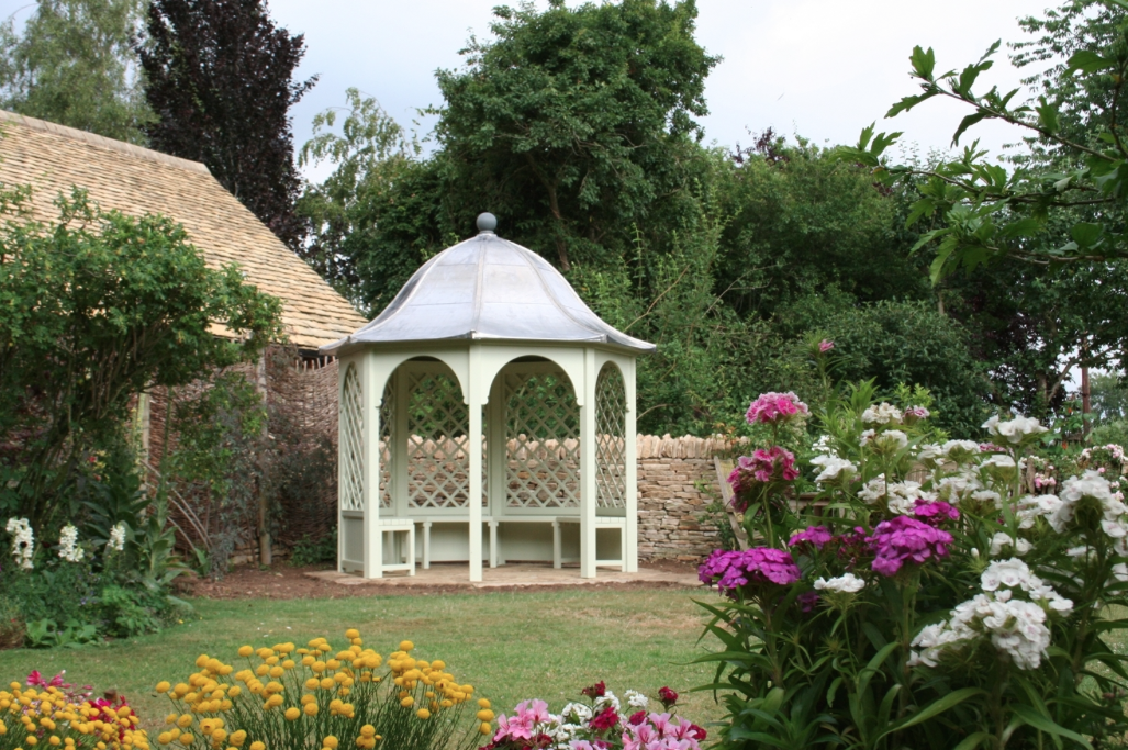 We design produce and deliver beautiful garden pavilions for Garden pavilion designs
