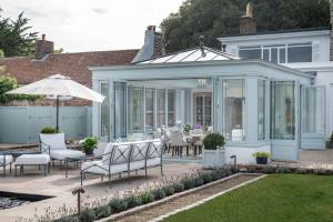 Orangery Light blue