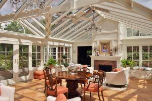 Timber Conservatory Roof (1)