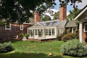 Timber Conservatory or Orangery