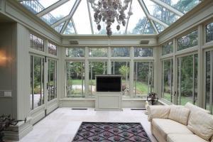 Timber Orangery Indoor